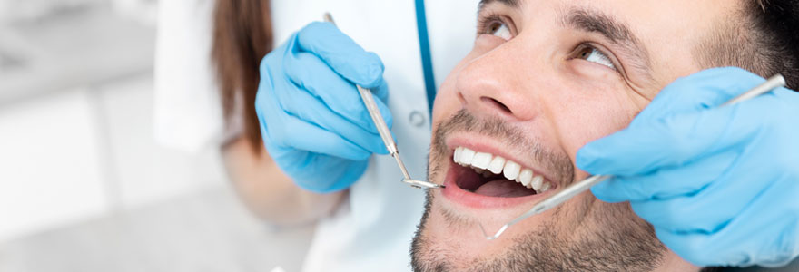 Dévitalisation de dents
